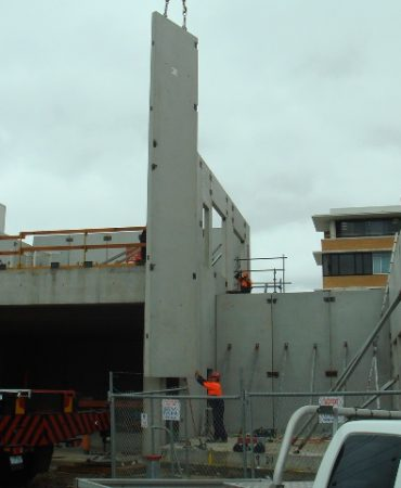 Footscray Hospital Substation
